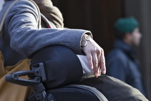 Sit in malati di Sla al Ministero dell'Economia per chiedere fondi per l'assistenza domiciliare  - fotografo: Benvegnù - Guaitoli