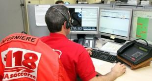 12012011 savona sede 118 savona soccorso - sala operativa   l'peratore giacomo viglietti