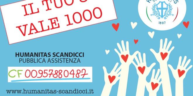 5X1000 Humanitas