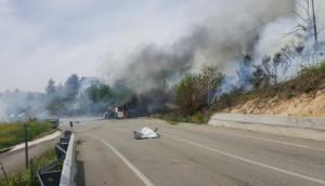 Ambulanza Esplosa