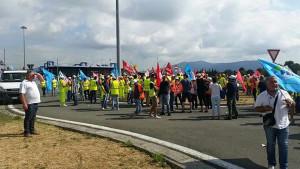 protesta scandicci