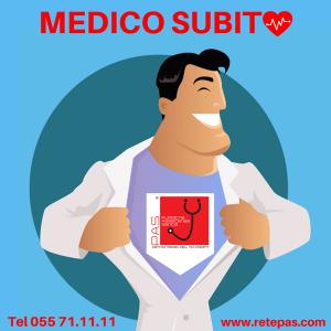 MEDICO SUBITO PER FB