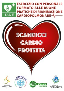 Scandicci - cardio protetta confesercenti